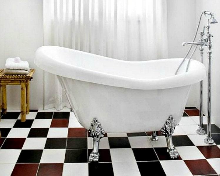 עיצוב דירות יוקרה - חדר אמבטיה
