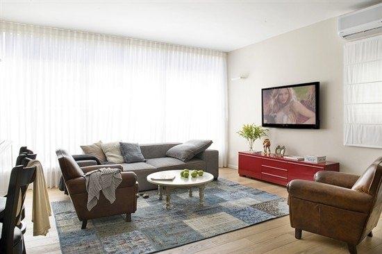 עיצוב דירה בצפון תל אביב