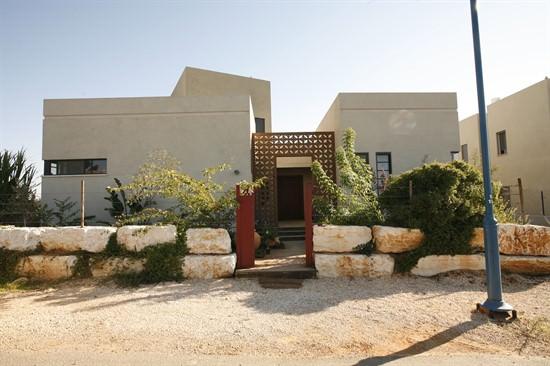 אדריכלות ועיצוב בית פרטי במושב עין ורד בשרון