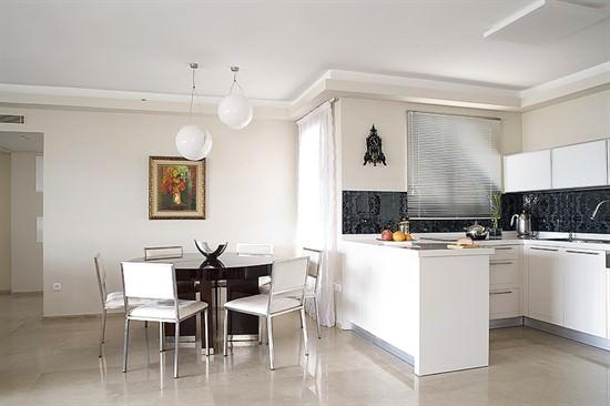 עיצוב דירת מגורים בגבעתיים