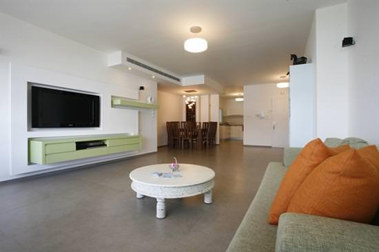 עיצוב דירה בנאות אפקה תל אביב