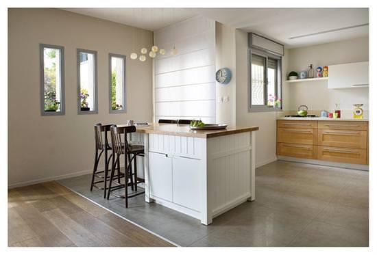 עיצוב דירות יוקרה - מטבח