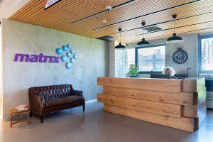 עיצוב משרדי Matrix