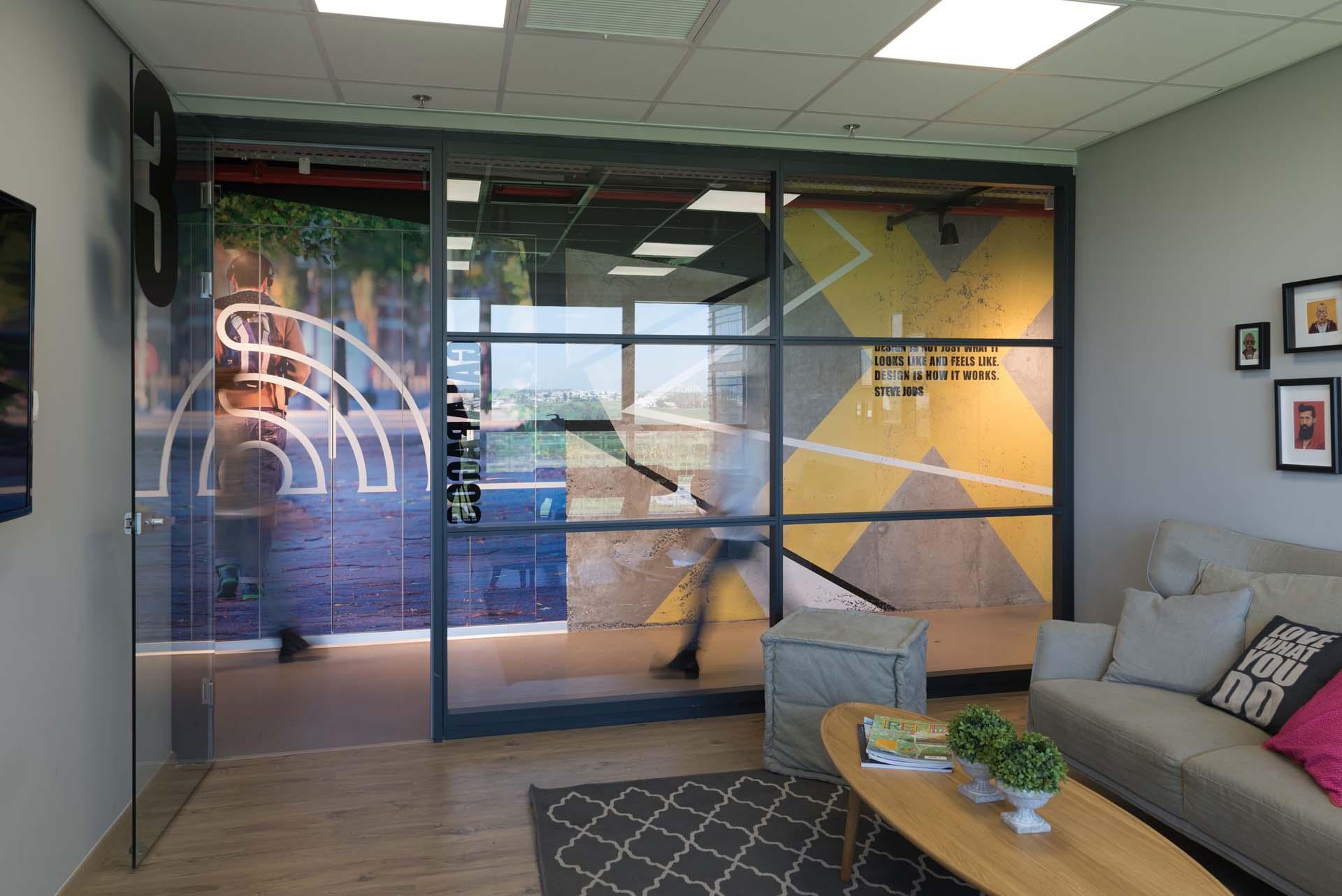 משרדי חברת Matrix
