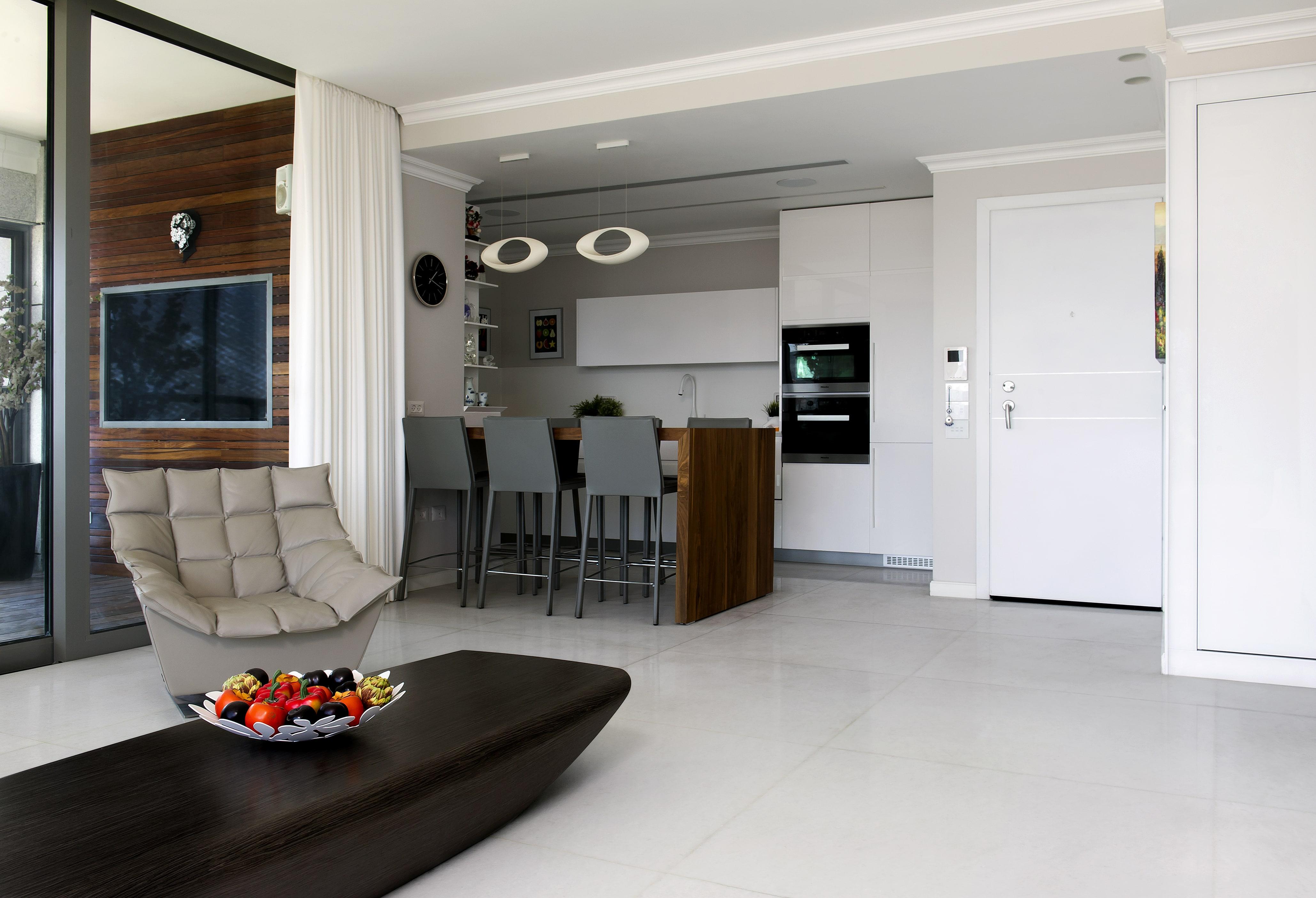 דירה מודרנית ברמת גן