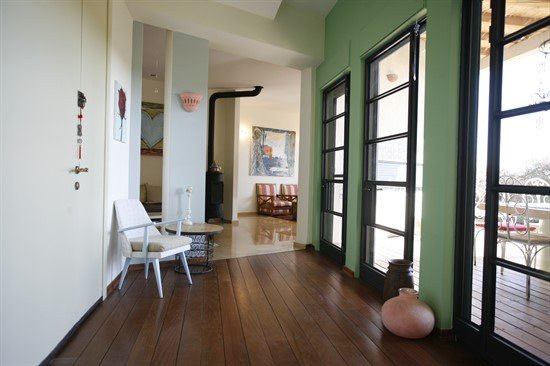 עיצוב ואדריכלות לבית פרטי