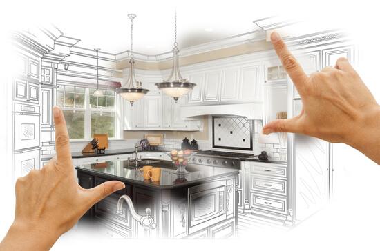 5 טיפים מנצחים לעיצוב המטבח